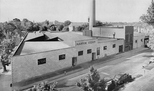 Martin Dyeing and Finishing Company